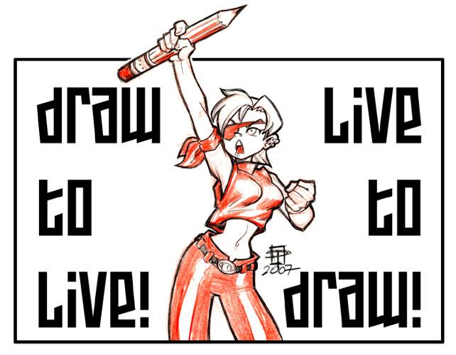 Draw_to_live____Liveto_draw_by_CallMePo